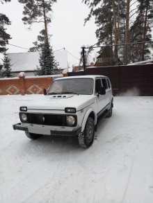 Барнаул 4x4 2131 Нива 2000