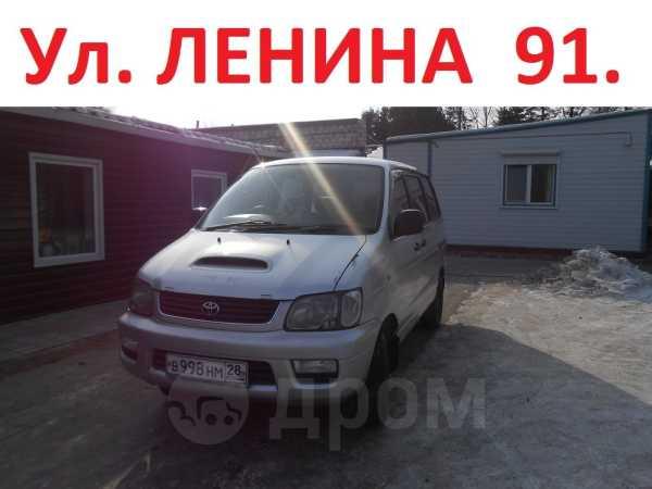 Toyota Lite Ace Noah, 2000 год, 211 111 руб.