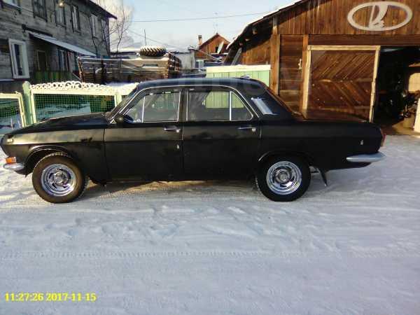 ГАЗ 24 Волга, 1985 год, 80 000 руб.