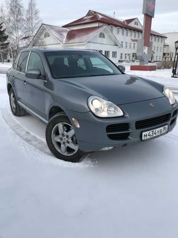 Porsche Cayenne, 2006 год, 780 000 руб.