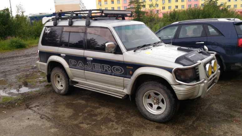 Mitsubishi Pajero, 1996 год, 500 000 руб.