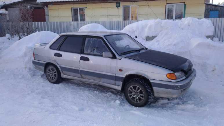 Лада 2115, 2001 год, 55 000 руб.