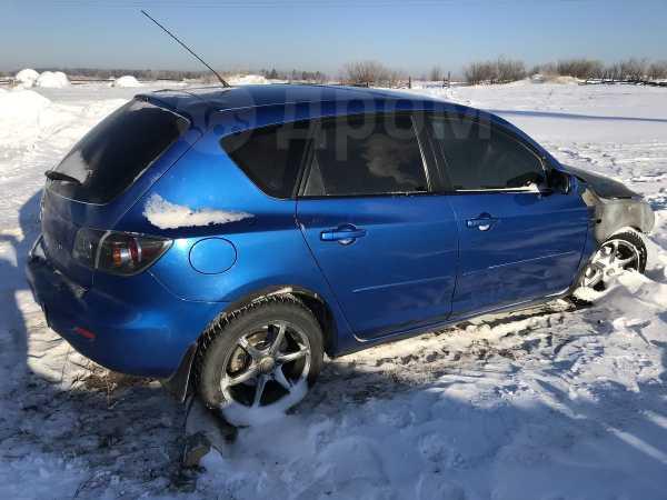 Mazda Mazda3, 2005 год, 120 000 руб.