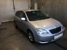 Находка Corolla Runx 2004