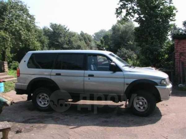 Mitsubishi Pajero Sport, 1999 год, 380 000 руб.