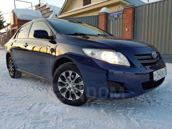 Toyota Corolla, 2008 год, 418 000 руб.