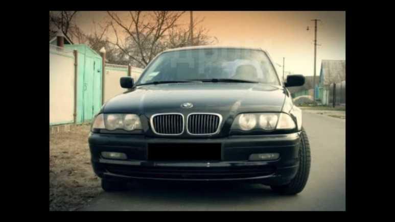 BMW 3-Series, 2001 год, 570 000 руб.