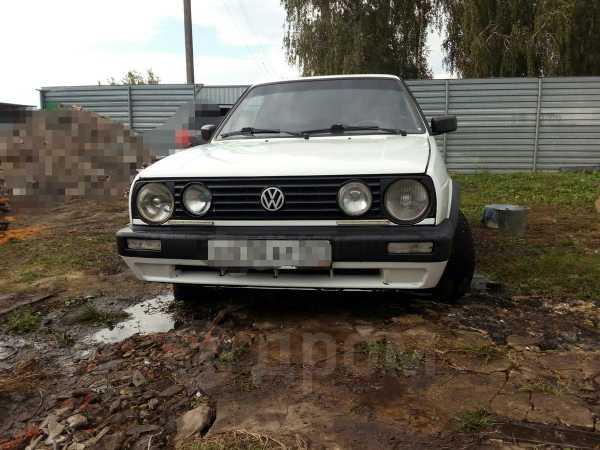 Volkswagen Golf, 1991 год, 99 999 руб.