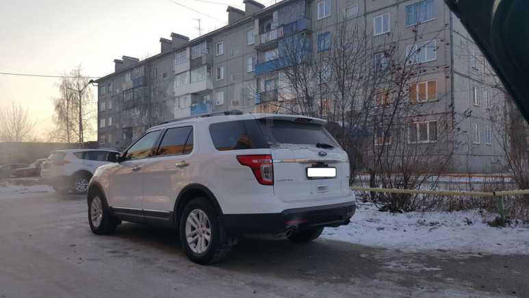 Ford Explorer, 2013 год, 1 350 000 руб.