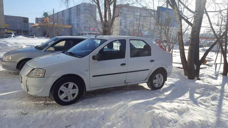 Renault Logan, 2012 год, 295 000 руб.