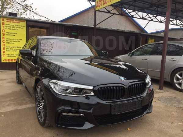 BMW 5-Series, 2017 год, 3 390 000 руб.