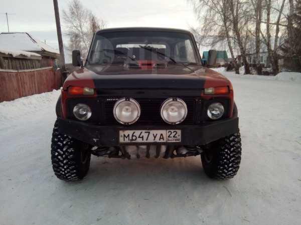 Лада 4x4 2121 Нива, 1984 год, 300 000 руб.