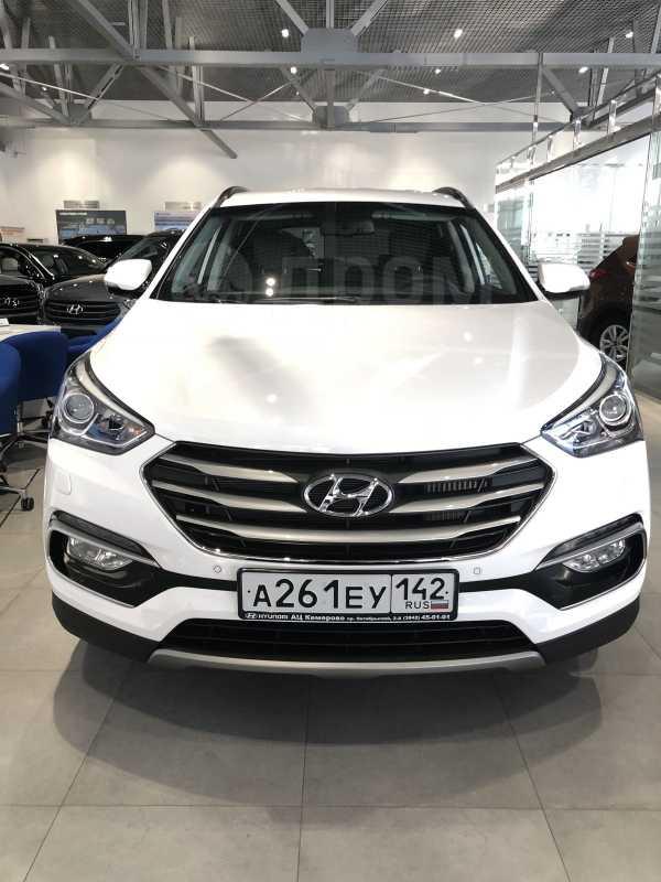 Hyundai Santa Fe, 2017 год, 2 143 048 руб.