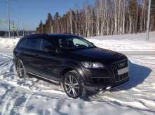 Audi Q7, 2013 г., Иркутск