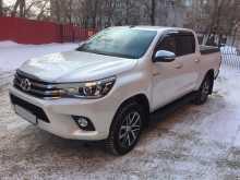 Хабаровск Hilux Pick Up 2017