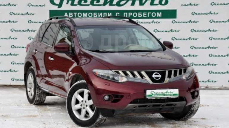 Nissan Murano, 2009 год, 720 000 руб.