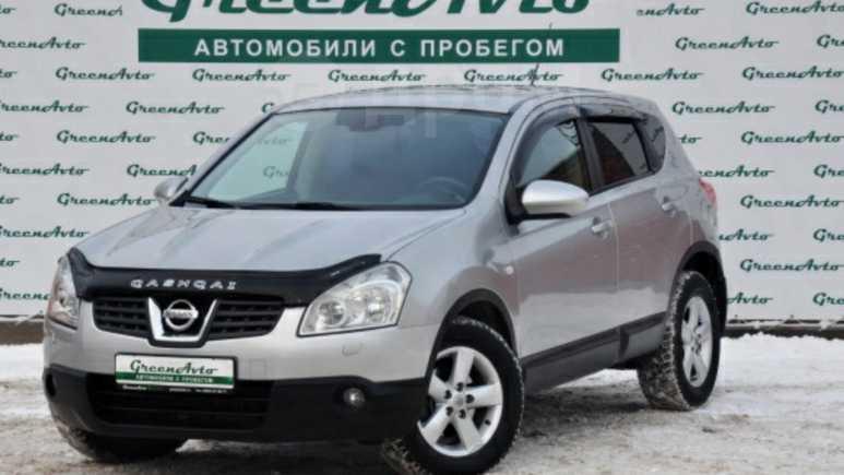 Nissan Qashqai, 2007 год, 495 000 руб.