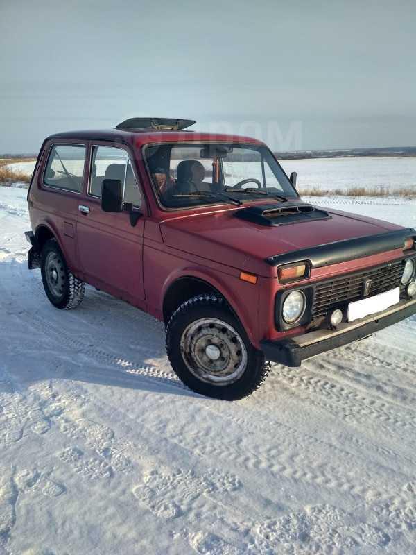 Лада 4x4 2121 Нива, 1998 год, 62 000 руб.