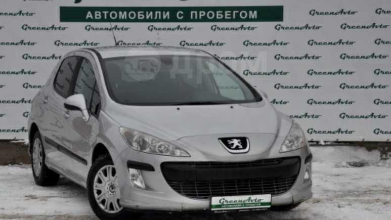 Peugeot 308, 2008 год, 252 000 руб.