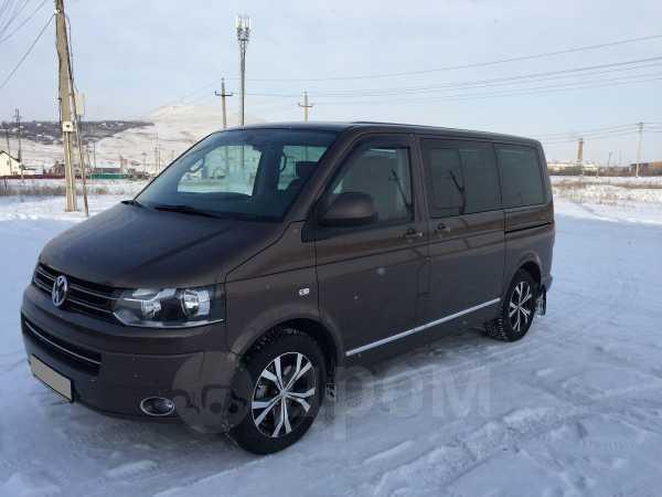 Volkswagen Multivan, 2010 год, 1 590 000 руб.