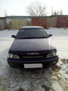 Борзя Carina 1997