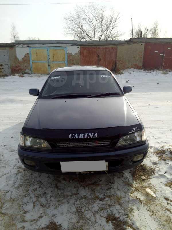Toyota Carina, 1997 год, 270 000 руб.