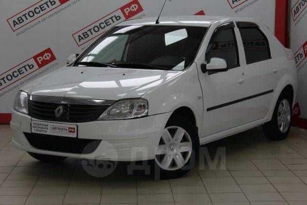 Renault Logan, 2014 год, 322 000 руб.