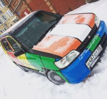 Nissan Cube, 1998 г., Омск