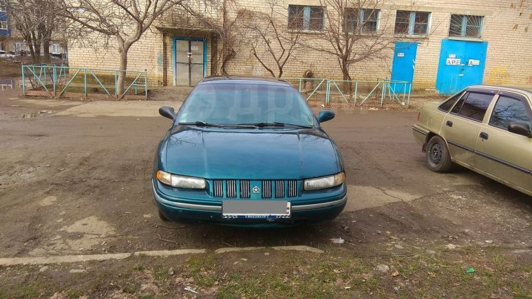 Chrysler Concorde, 1994 год, 130 000 руб.