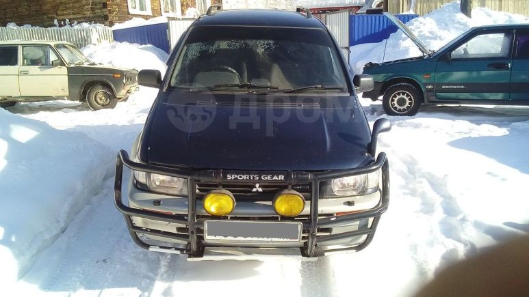 Mitsubishi RVR, 1993 год, 115 000 руб.