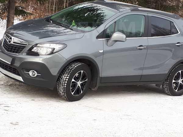 Opel Mokka, 2013 год, 870 000 руб.