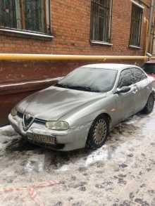 Alfa Romeo 156, 1998 г., Москва