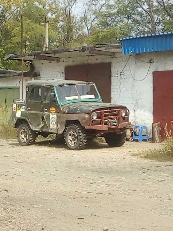 УАЗ 469, 1986 год, 90 000 руб.