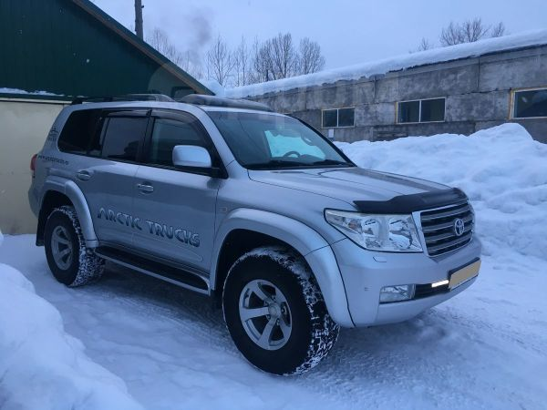 Toyota Land Cruiser, 2008 год, 2 700 000 руб.
