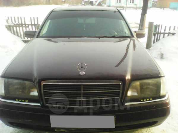 Mercedes-Benz C-Class, 1995 год, 175 000 руб.