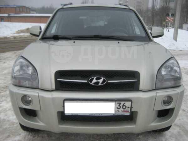 Hyundai Tucson, 2007 год, 480 000 руб.