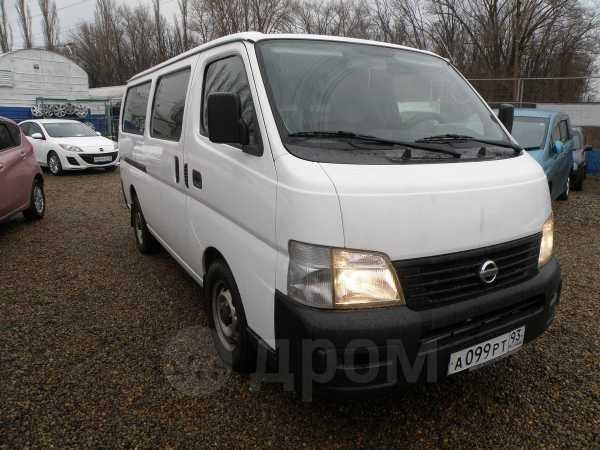 Nissan Caravan, 2002 год, 455 000 руб.