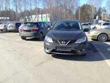 Ярково Nissan Tiida 2015