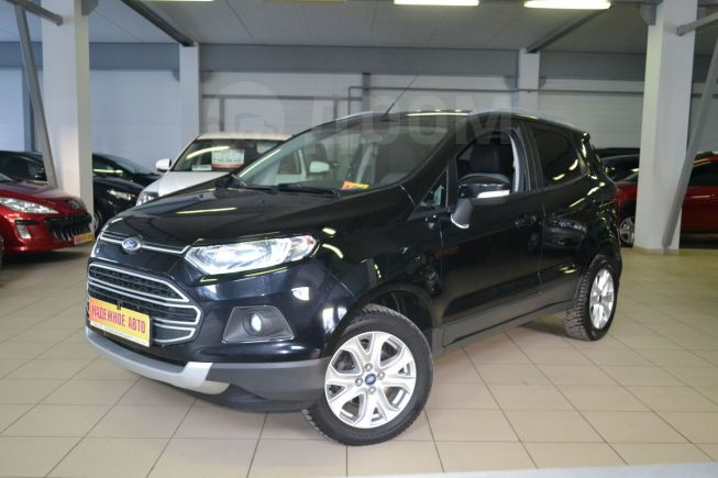 Ford EcoSport, 2014 год, 730 000 руб.