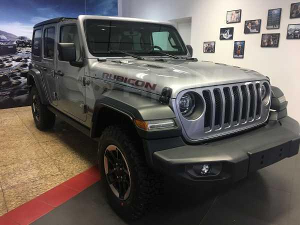 Jeep Wrangler, 2018 год, 4 667 892 руб.