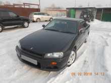 Новокузнецк Скайлайн 1998