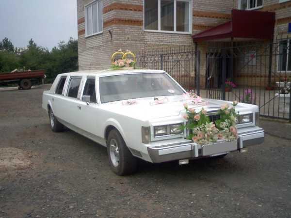 Lincoln Town Car, 1989 год, 500 000 руб.