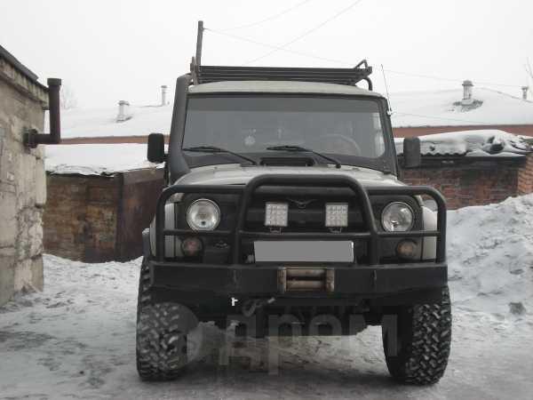 УАЗ Хантер, 2004 год, 270 000 руб.