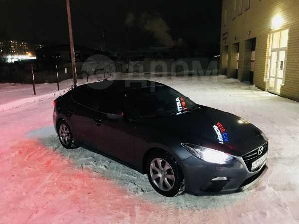 Mazda Mazda3, 2014 год, 850 000 руб.