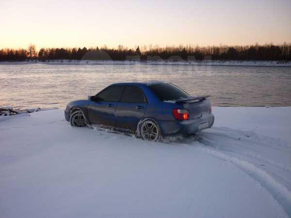 Subaru Impreza WRX, 2004 год, 450 000 руб.