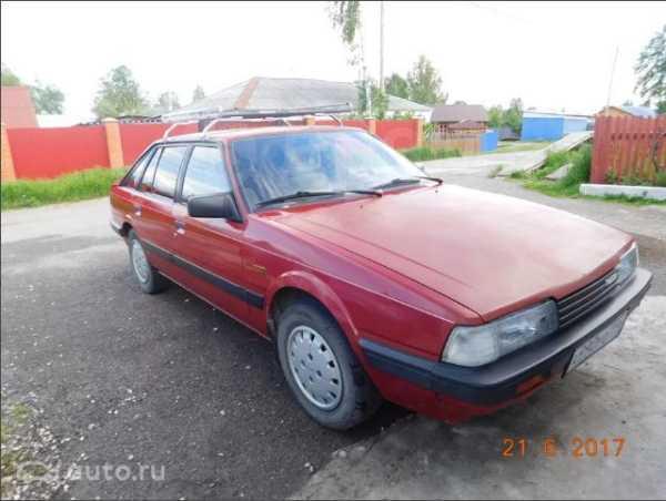 Mazda 626, 1986 год, 95 000 руб.