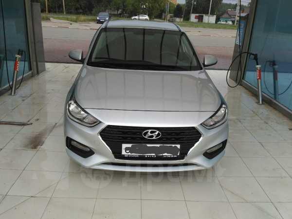 Hyundai Solaris, 2017 год, 767 000 руб.