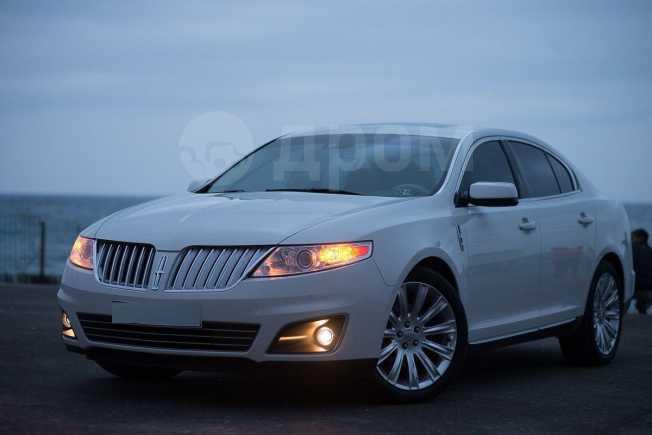 Lincoln MKS, 2008 год, 1 600 000 руб.