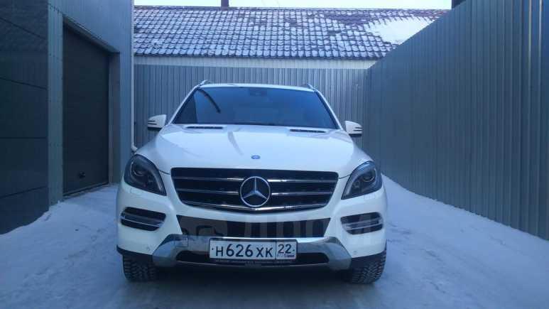 Mercedes-Benz M-Class, 2014 год, 2 200 000 руб.