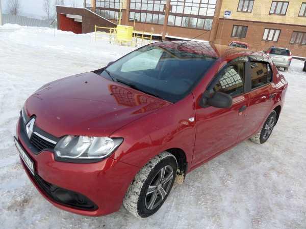 Renault Logan, 2016 год, 480 000 руб.